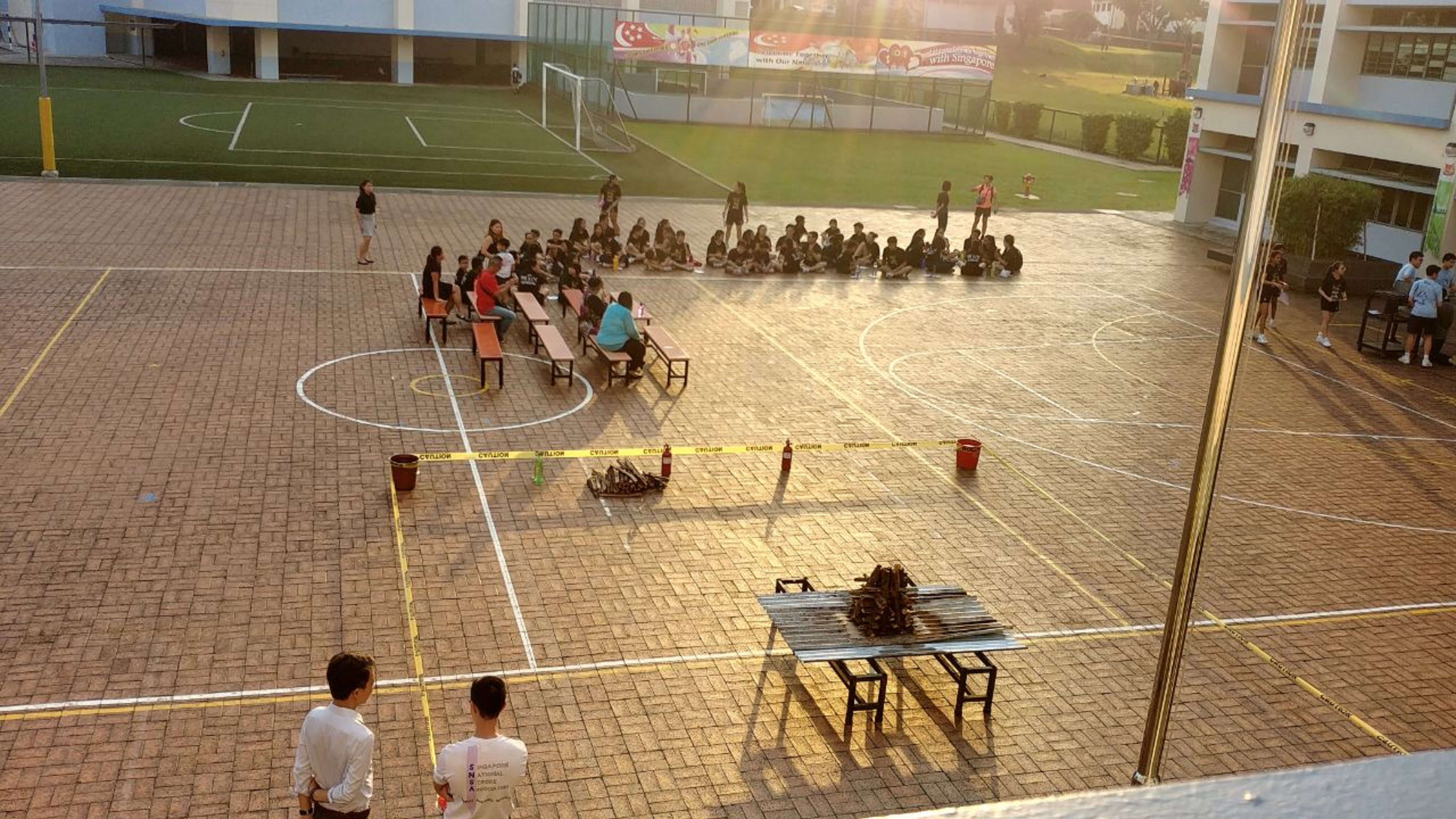 Student council assembly at basketball court (1).jpg