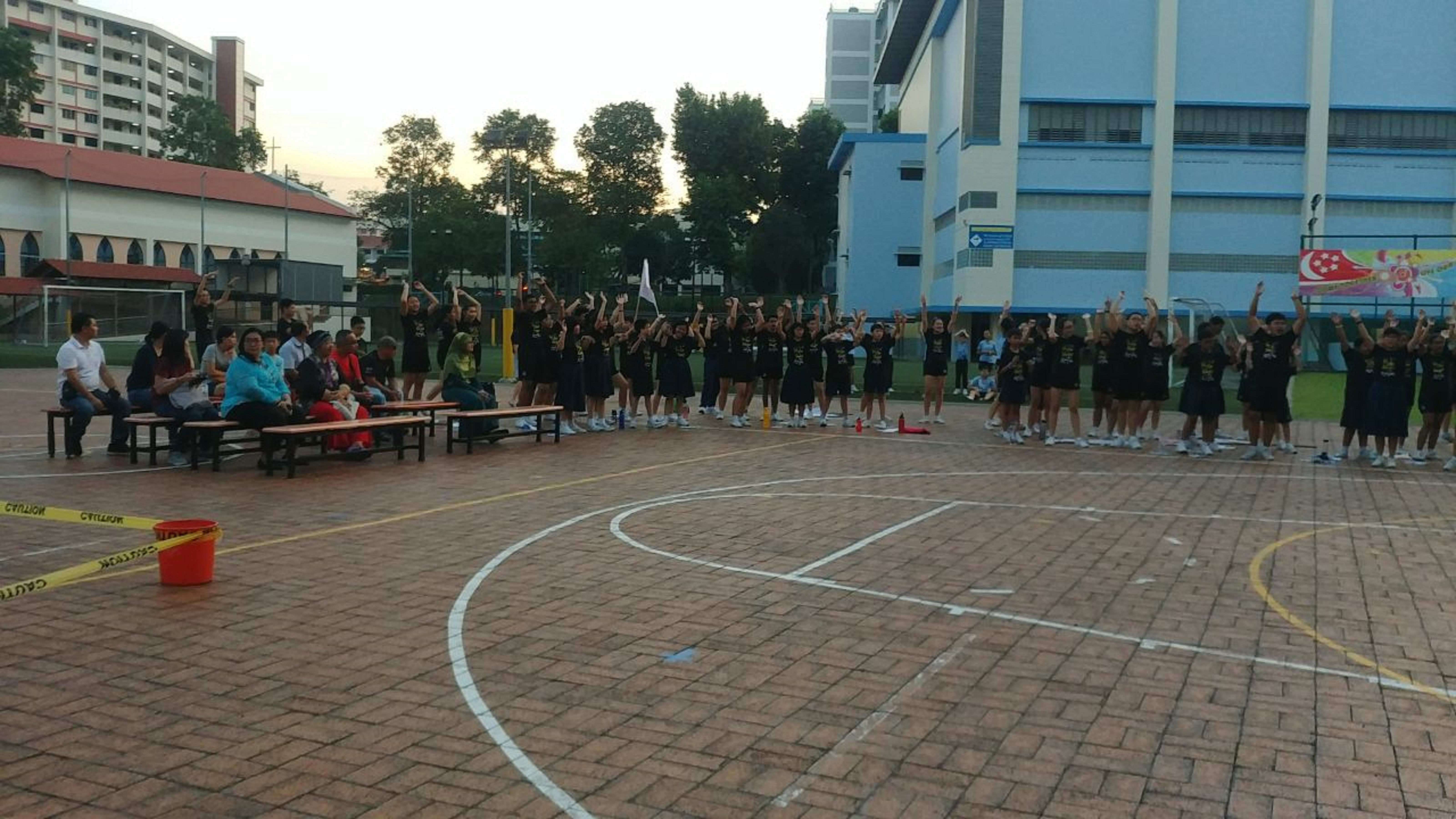 Student council assembly at basketball court (2).jpg